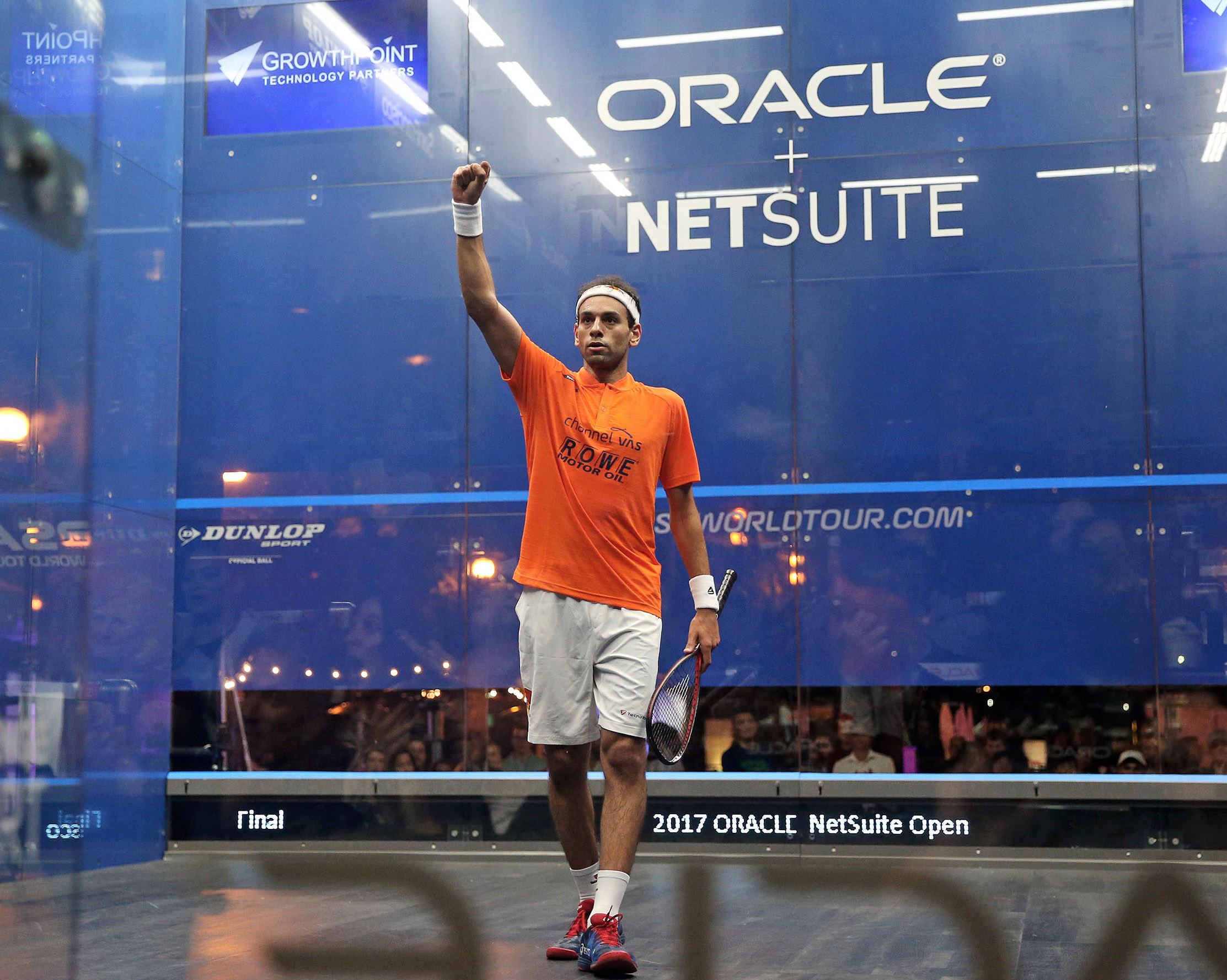 ElShorbagy Aiming to Open PSA Season on a High Note in San Francisco