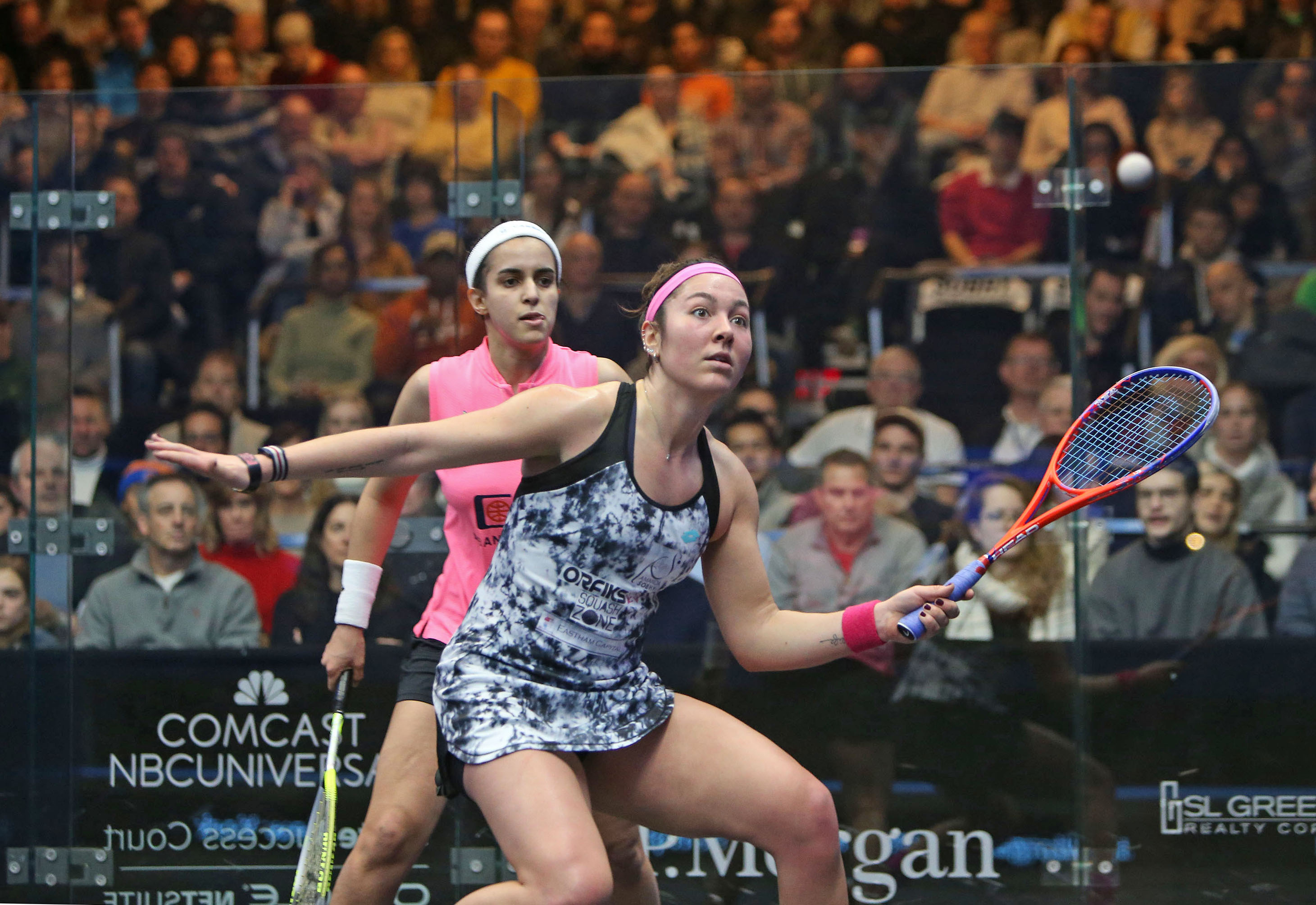 Oracle NetSuite Open Draws Released as Squash Returns to San Francisco