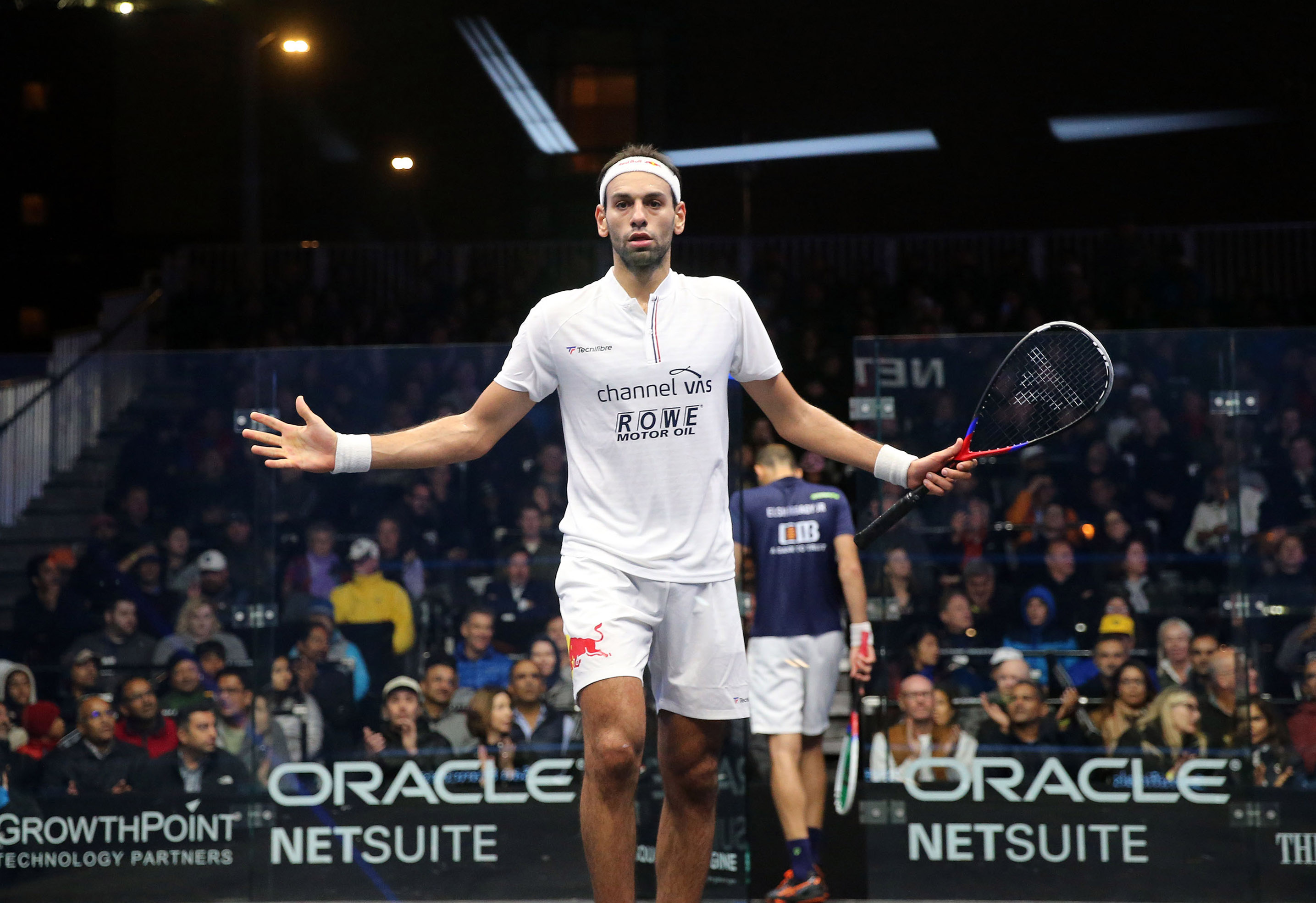2019 Oracle NetSuite Open Set for All-Egyptian Finals