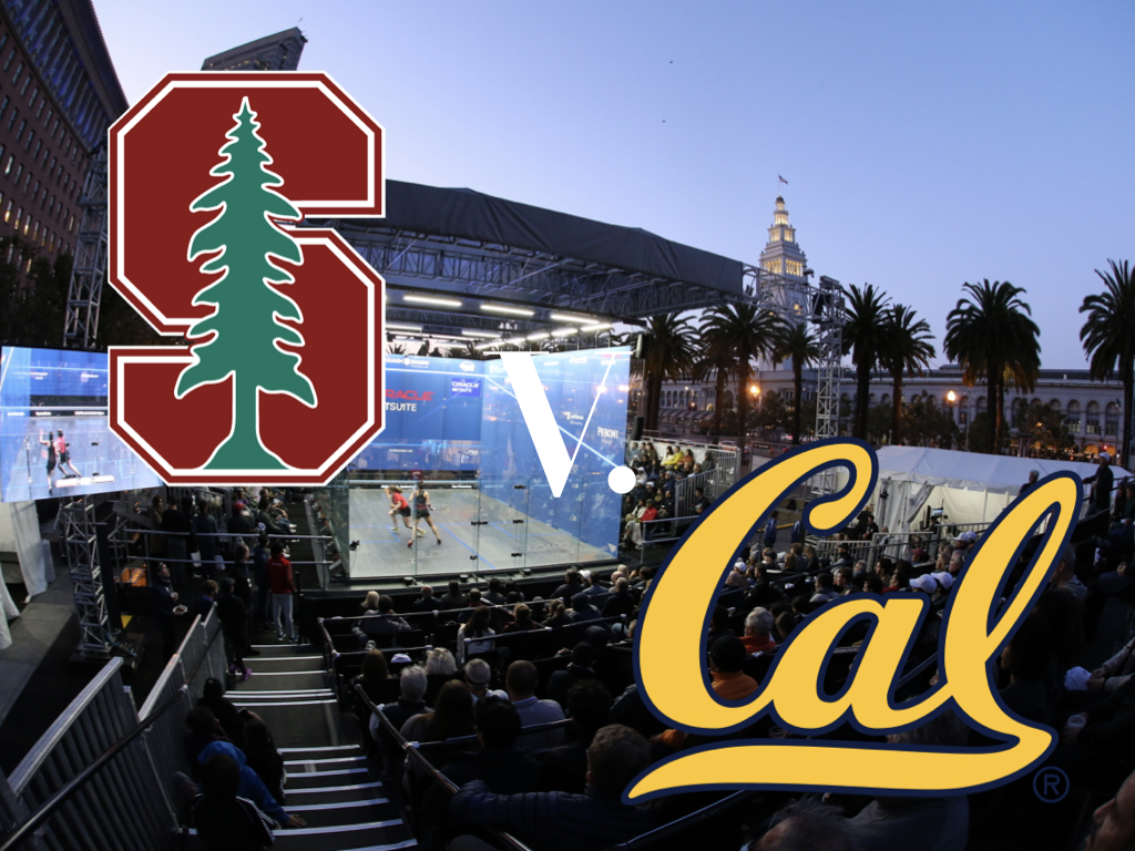 Stanford to Take On Cal in 2021 Big Squash